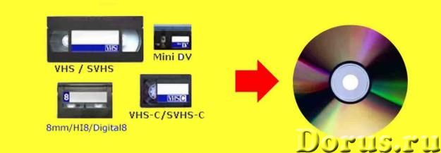 Оцифровка (перезапись) видеокассет на DVD, флешку, и т.д - Прочие услуги - Перезапись (оцифровка) лю..., фото 5