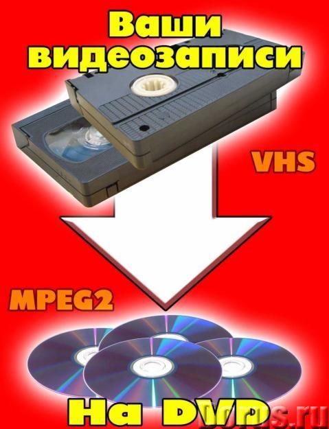 Оцифровка (перезапись) видеокассет на DVD, флешку, и т.д - Прочие услуги - Перезапись (оцифровка) лю..., фото 7