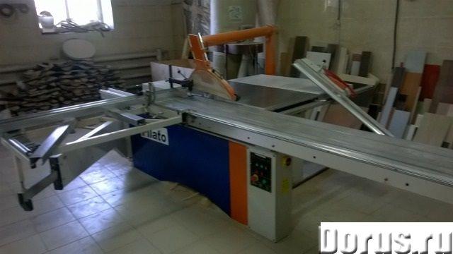 Мебельное оборудование - Промышленное оборудование - Форматно-раскроечный станок Altendorf F 45 200..., фото 1