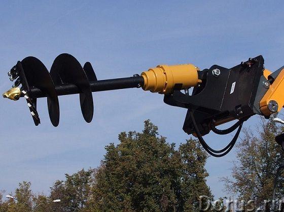Гидровращатели (гидробуры) марки Дельта Delta - Запчасти и аксессуары - Продаем новые гидровращатели..., фото 3