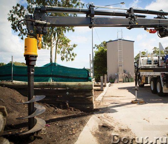 Гидровращатели (гидробуры) марки Дельта Delta - Запчасти и аксессуары - Продаем новые гидровращатели..., фото 5