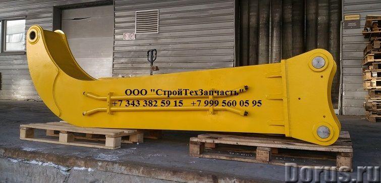 Изготовление удлинителей рукояти до 5 - 6 метров для экскаваторов - Запчасти и аксессуары - Изготовл..., фото 4