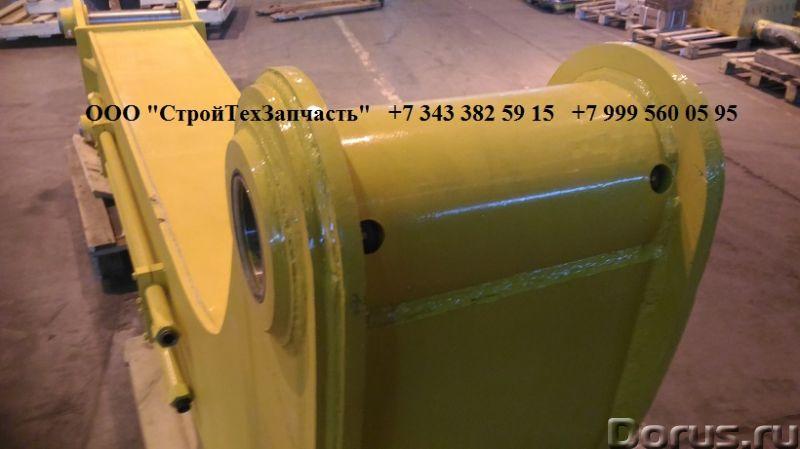 Изготовление удлинителей рукояти до 5 - 6 метров для экскаваторов - Запчасти и аксессуары - Изготовл..., фото 5