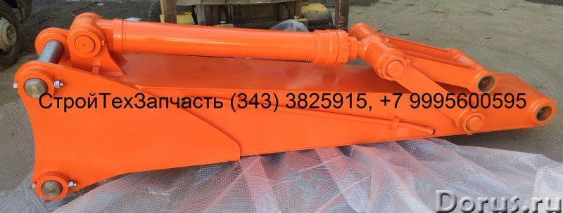 Изготовление удлинителей рукояти до 5 - 6 метров для экскаваторов - Запчасти и аксессуары - Изготовл..., фото 6