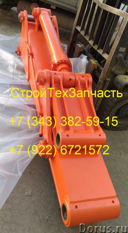 Изготовление удлинителей рукояти до 5 - 6 метров для экскаваторов - Запчасти и аксессуары - Изготовл..., фото 8
